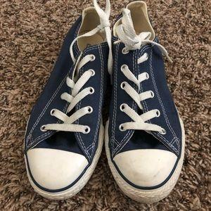 Converse Shoes - Little Kids navy Converse